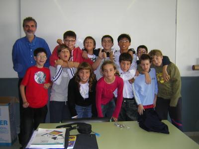 Presentació curs 2008-09